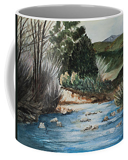 Riverscape Coffee Mug