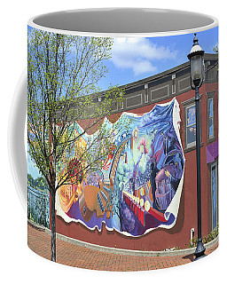 Riverside Gardens Park In Red Bank Nj Coffee Mug