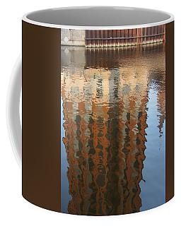 Riverwalk Reflection Coffee Mug