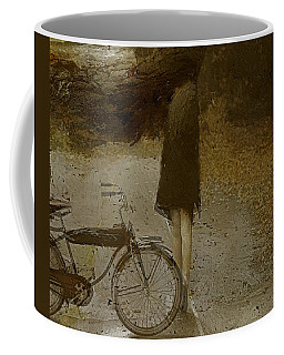 Road Closed Coffee Mug