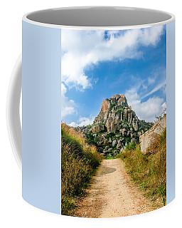Road Into The Hills Coffee Mug