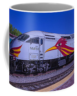 Road Runner Express Train Coffee Mug