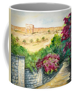 Road To Eastern Gate Coffee Mug