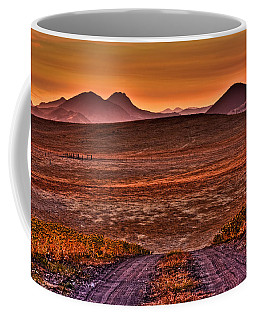 Coffee Mug featuring the photograph Road To Edna Valley by Beth Sargent
