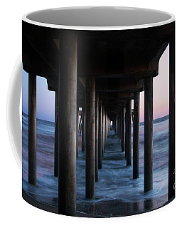 Road To Heaven Coffee Mug by Mariola Bitner