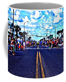Road To Infinity Coffee Mug