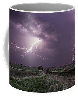 Road To Nowhere - Lightning Coffee Mug