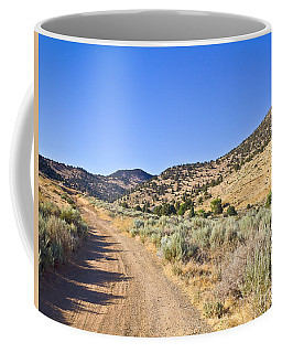 Road To Nowhere - Storey Nevada Coffee Mug