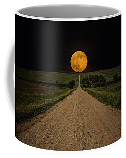 Road To Nowhere - Supermoon Coffee Mug