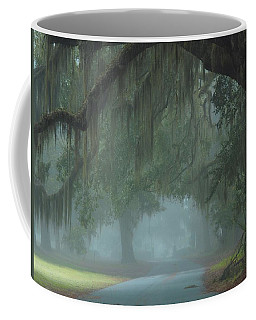 Road To Righteousness Coffee Mug by Laura Ragland