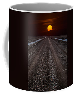 Road To The Sun Coffee Mug