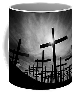 Roadside Memorial Coffee Mug