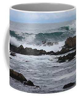 Roaring Sea Coffee Mug