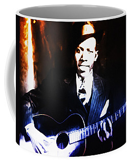 Robert Johnson - King Of The Blues Coffee Mug