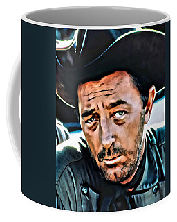 Robert Mitchum Coffee Mug