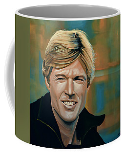 Robert Redford Coffee Mug