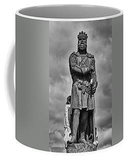 Robert The Bruce Coffee Mug by Eunice Gibb