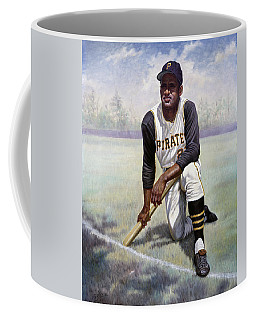 Roberto Clemente Coffee Mug