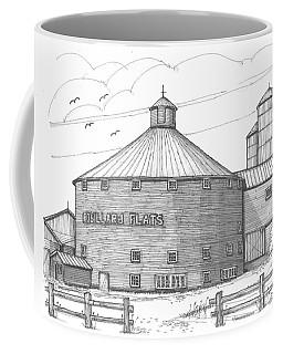 Robillard Flats Round Barn Coffee Mug