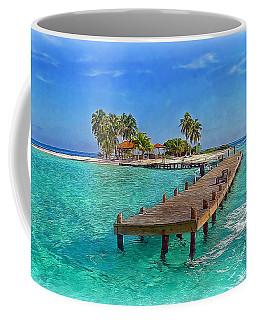 Robinson Island Coffee Mug