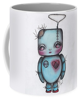 Robot Coffee Mug