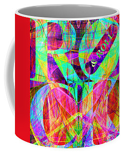 Rock And Roll 20130708 Fractal Coffee Mug