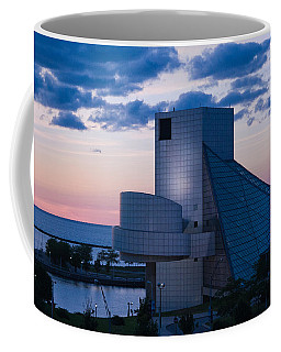 Rock And Roll Hall Of Fame Coffee Mug