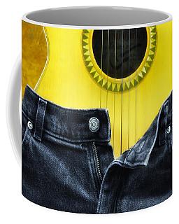 Rock And Roll Woman Coffee Mug