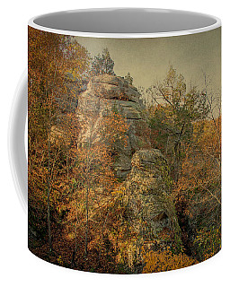 Rock Formation Coffee Mug