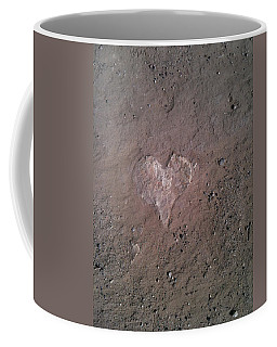 Rock Heart Coffee Mug