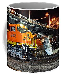 Rock Island Train Festival 2011 Coffee Mug