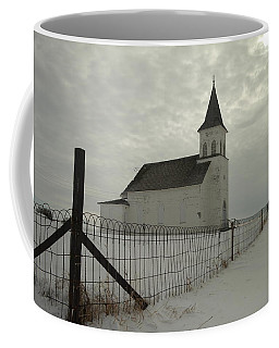 Rock Of Ages In North Dakota Coffee Mug