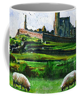 Rock Of Cashel Ireland Coffee Mug