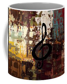 Rock On Coffee Mug by Carmen Guedez