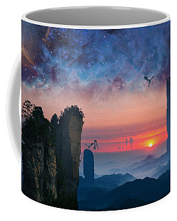 Rock Towers Coffee Mug