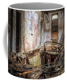 Rocking The Edge Coffee Mug
