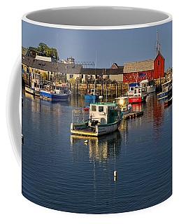 Rockport Harbor No.1 Coffee Mug