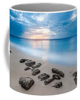 Rocks By The Sea Coffee Mug by Mihai Andritoiu