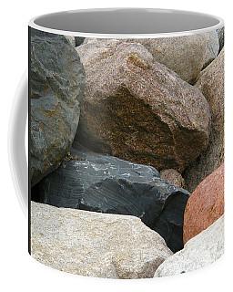 Rocks In Various Colors Coffee Mug