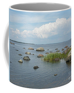 Rocks On The Baltic Sea Coffee Mug