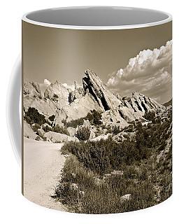 Rocks On Warm Wind Coffee Mug by Gem S Visionary
