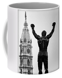 Rocky And Philadelphia Coffee Mug