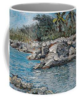 Rocky Bluff Coffee Mug