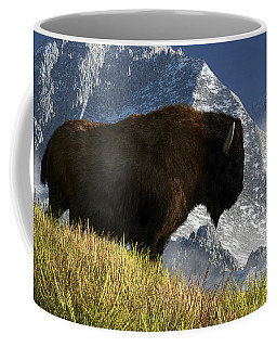 Rocky Mountain Buffalo Coffee Mug