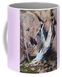 Rocky Mountain Cascade Coffee Mug