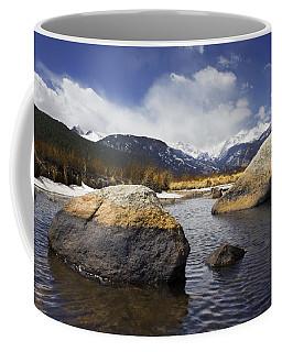 Rocky Mountain Creek Coffee Mug