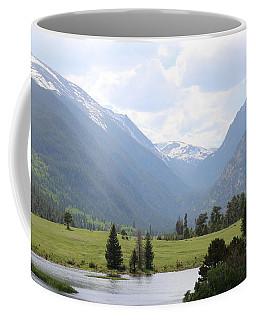 Rocky Mountain National Park  Coffee Mug