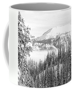 Rocky Mountain Vista Coffee Mug by Cheryl Miller