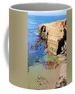 Rocky Point Sunset Cliffs Coffee Mug