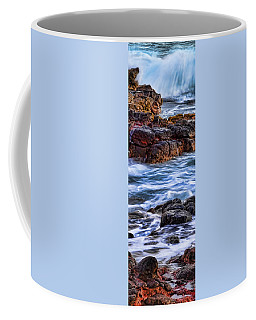 Rocky Shore Left Coffee Mug